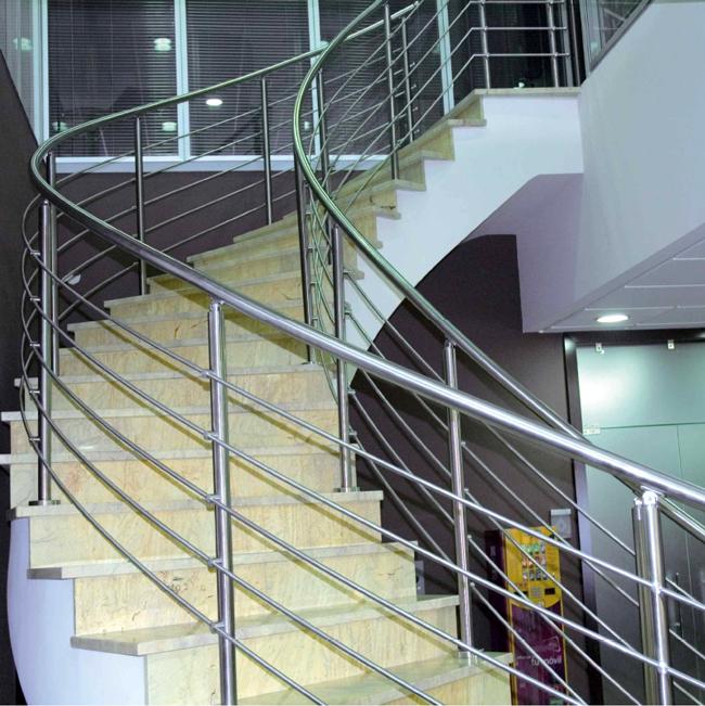 escaleras en acero inoxidable vicente monleon e hijos sistemas de aluminio y monleon e hijos u sistemas de aluminio y cristalera